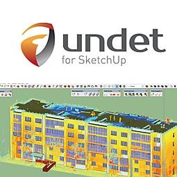 Undet for SketchUp (1-month license)